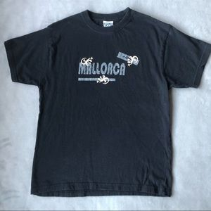 Mallorca Graphic Youth Tee Size 9-11